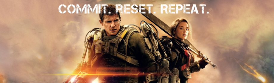 Heading image for Edge of Tomorrow, Explained in Git