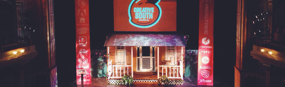 Heading image for post: Creative South 2015